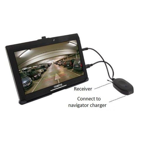 Передатчик и приемник для подключения камеры к навигатору Превью 3