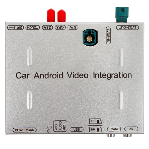Навигационная система на Android для Peugeot и Citroën Прев'ю 1