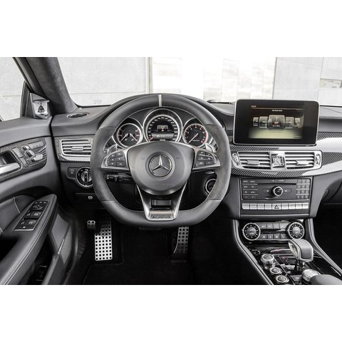 Capacitive Touch Panel for Mercedes-Benz CLS (W218) 2016 Preview 4