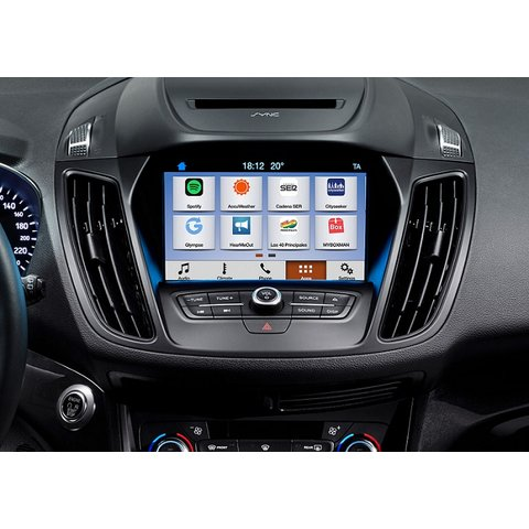 Video Interface for Ford Explorer, Mustang, F150, Kuga, Focus 2016– MY with Sync 3 Monitor Preview 6
