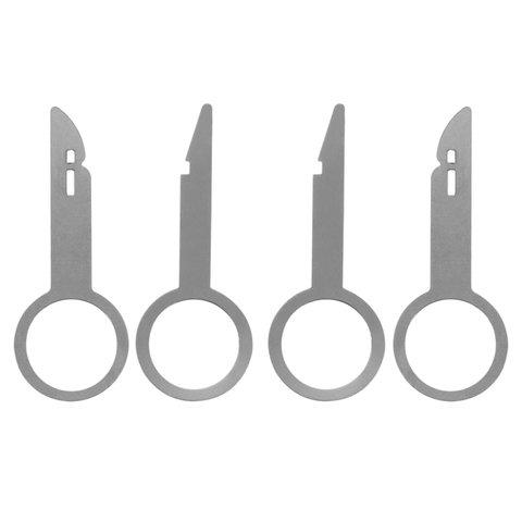 Набір інструментів для знімання обшивки (36 предметів) Прев'ю 24