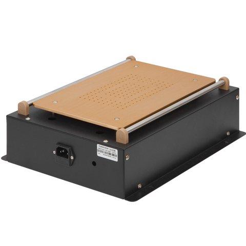 """Пристрій для розклеювання дисплейного модуля (сепаратор) для планшетів, використовується для екранів до 10.1 """" Прев'ю 2"""