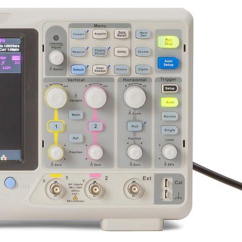 Фосфорний цифровий осцилограф SIGLENT SDS1102X+ Прев'ю 7