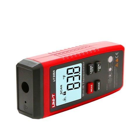 Інфрачервоний пірометр UNI-T UT306A Прев'ю 2