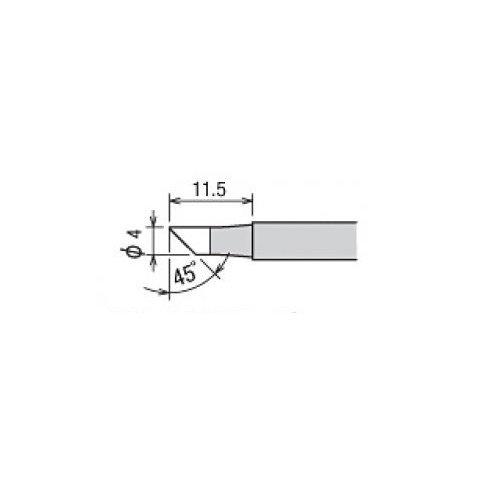 Soldering Iron Tip Goot RX-80HRT-4C Preview 1