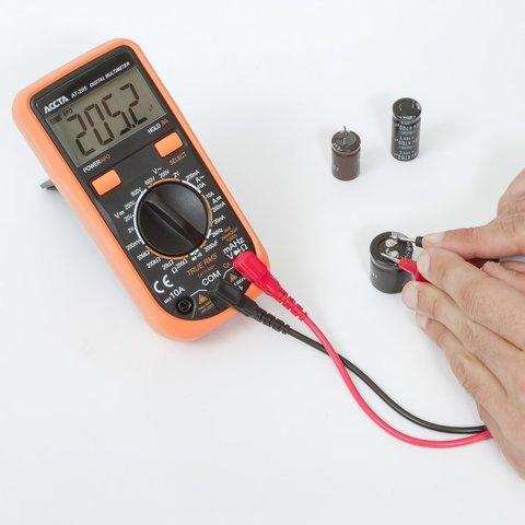 Digital Multimeter Accta AT-205 Preview 6
