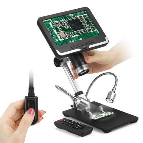 Digital Microscope with Monitor Andonstar AD206 Preview 1